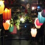 Lampion papier mariage pas cher…pour un mariage digne d'un conte de fée