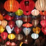 Lampion papier volant pour votre mariage