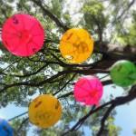 Une décoration originale : la lanterne boule