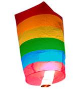 toutes les lanternes thailandaises de SkyLantern