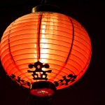 Idée déco pour le jardin : les lampions thai
